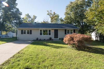 Clermont County Single Family Home For Sale: 3471 Virginia Drive