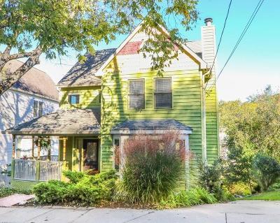 Cincinnati Single Family Home For Sale: 555 Tusculum Avenue