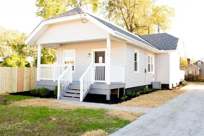 Single Family Home For Sale: 3511 Cardiff Avenue