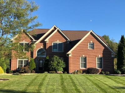 Mason Single Family Home For Sale: 4896 Tillinghast Court