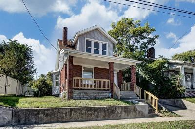 Single Family Home For Sale: 4535 W Mitchell Avenue
