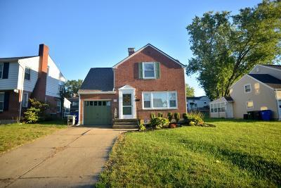 Hamilton Single Family Home For Sale: 940 Lawn Avenue