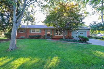 Single Family Home For Sale: 10504 Cinderella Drive