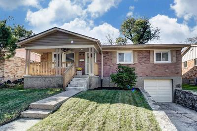 Single Family Home For Sale: 5991 Waldway Lane