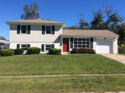 Cincinnati OH Single Family Home For Sale: $119,900