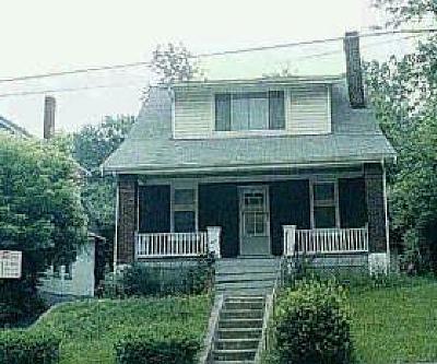 Cincinnati OH Single Family Home For Sale: $15,000