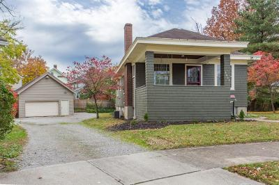 Single Family Home For Sale: 3905 Briggs Place
