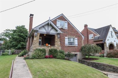 Single Family Home For Sale: 4142 Pillars Drive