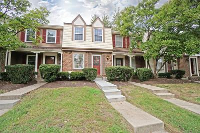 West Chester Condo/Townhouse For Sale: 8123 Mill Creek Circle