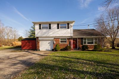 Crosby Twp Single Family Home For Sale: 10274 Tule Lane
