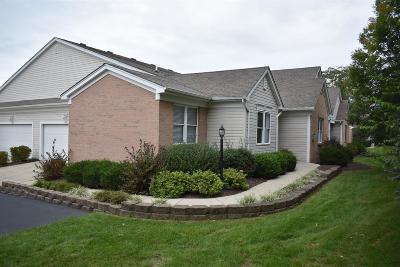 Mason Condo/Townhouse For Sale: 4687 Mallard Creek Drive