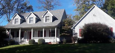 Lawrenceburg Single Family Home For Sale: 1621 Ridgewood Circle