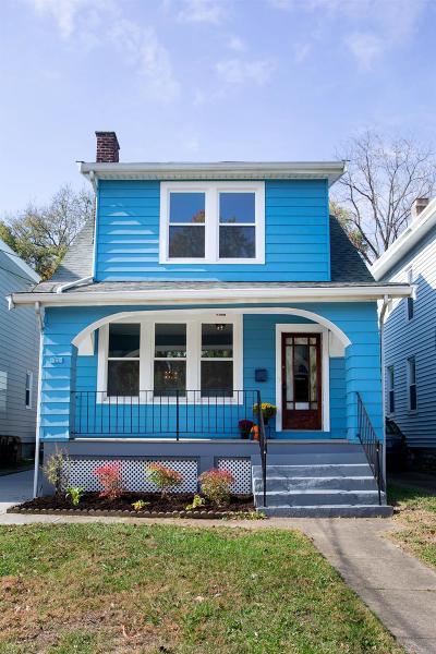 Single Family Home For Sale: 4225 Dane Avenue