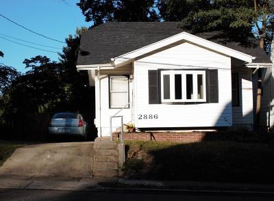 Single Family Home For Sale: 2886 Losantiville Avenue