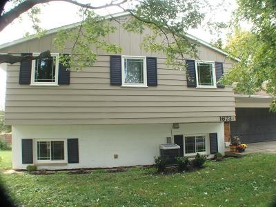 Sharonville Single Family Home For Sale: 1673 Valdosta Drive