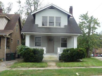Single Family Home For Sale: 4553 Midland Avenue