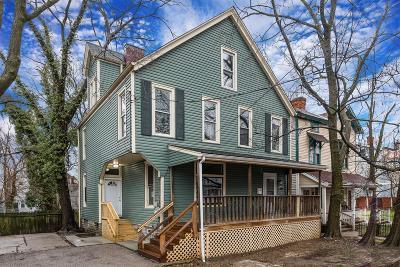 Single Family Home For Sale: 1708 Fairfax Avenue
