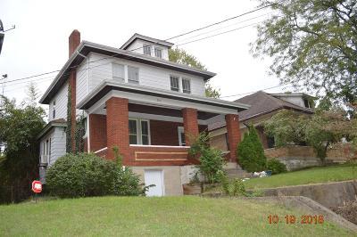 Cincinnati Single Family Home For Sale: 866 Hermosa Avenue