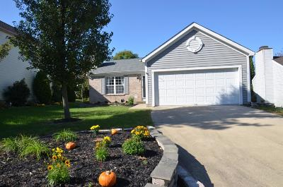West Chester Single Family Home For Sale: 9451 Deer Walk Court