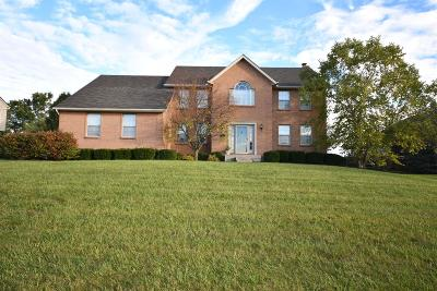 Liberty Twp Single Family Home For Sale: 4914 Brooke Hill Court