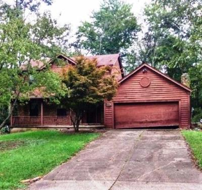 Lawrenceburg Single Family Home For Sale: 19918 Alpine Drive