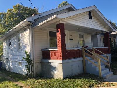 Hamilton Single Family Home For Sale: 1795 Shuler Avenue