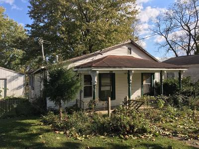 Adams County, Brown County, Clinton County, Highland County Single Family Home For Sale: 500 Paris Avenue