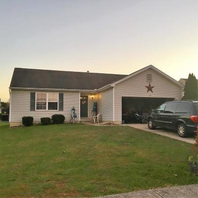 Lebanon Single Family Home For Sale: 516 Lookout Ridge Drive
