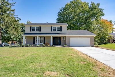 Single Family Home For Sale: 5717 Charteroak Drive