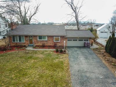 Montgomery Single Family Home For Sale: 9854 Tollgate Lane