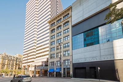 Cincinnati Condo/Townhouse For Sale: 26 E Sixth Street #701