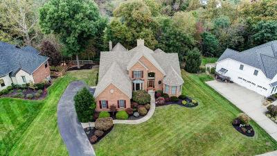 Deerfield Twp. Single Family Home For Sale: 4309 Village Ridge Drive
