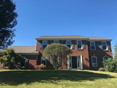 West Chester Single Family Home For Sale: 8171 Eagle Ridge Drive