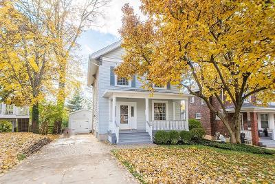 Hamilton County Single Family Home For Sale: 3227 Lookout Drive