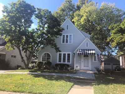 Hamilton OH Single Family Home For Sale: $160,000