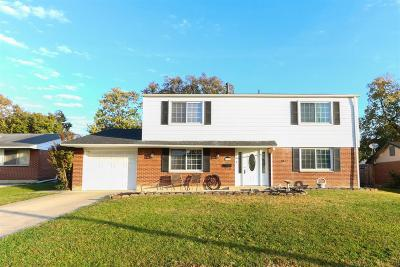 Single Family Home For Sale: 1554 Continental Drive