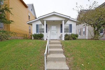 Hamilton Single Family Home For Sale: 805 Prytania Avenue