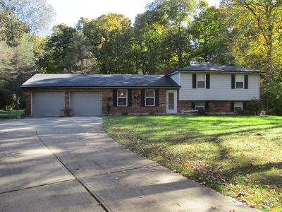 Lawrenceburg Single Family Home For Sale: 1746 Oakridge Drive