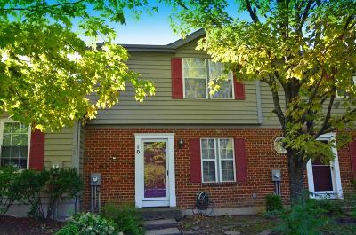 Fairfield Condo/Townhouse For Sale: 10 Palmer Court