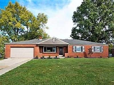 Mason Single Family Home For Sale: 428 Kings Mills Road