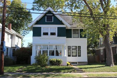 Hamilton Single Family Home For Sale: 216 Eaton Avenue