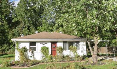 Single Family Home For Sale: 1412 Wade Road
