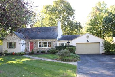 Blue Ash Single Family Home For Sale: 5359 Kenridge Drive
