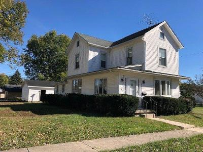 Preble County Single Family Home For Sale: 109 S Main Street