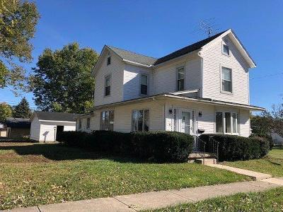 Preble County Single Family Home For Sale: 109 S Main Street
