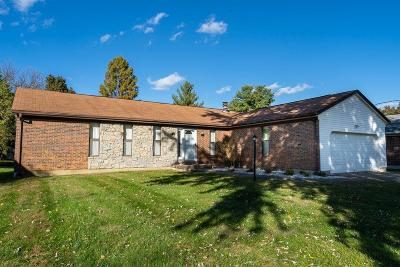 Deerfield Twp. Single Family Home For Sale: 6560 Fields Ertel Road
