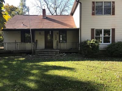 Adams County, Brown County, Clinton County, Highland County Single Family Home For Sale: 190 Ogden Road