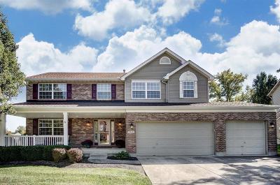 Deerfield Twp. Single Family Home For Sale: 3444 Pinnacle Lane