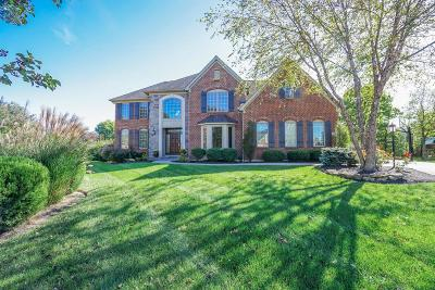 Deerfield Twp. Single Family Home For Sale: 3942 The Ridings