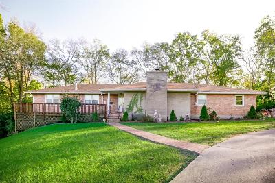 Butler County Single Family Home For Sale: 2091 Stillwell Beckett Road